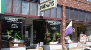 One Of The Oldest Record Stores In The U.S., Rinehart's Music & Video In Missouri Is Now 123 Years Old