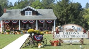 A Reader Favorite, Dillon's Country Treasures In Romney Is The Cutest Country Store In West Virginia