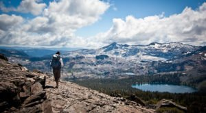 Northern California's Mount Tallac Is One Of The Best Hiking Summits for Viewing Multiple States