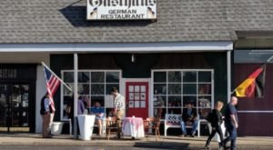 For Authentic German Food Head Over To Gasthaus In Kentucky