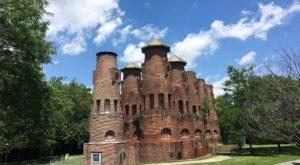 There's A Hike In Pennsylvania That Leads You Straight To Abandoned Cement Kilns