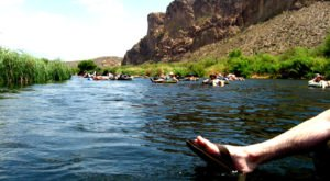 7 Lazy River Summer Tubing Trips In Arizona To Start Planning Now