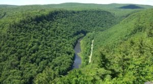 The Grand Canyon Of Pennsylvania Is A Big Secluded Treasure
