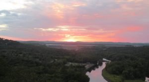 Marvel At The Beautiful 165 Scenic Overlook In Missouri Without Getting Out Of Your Car