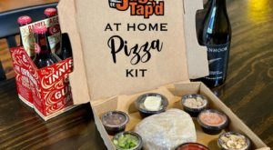 If You Miss Eating Out But Want To Stay Safe, These Take-Home Pizza Kits From Just Tap'd In Georgia Are A Dream Come True
