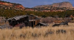 Fans Of The Show Gunsmoke Will Recognize This Abandoned Film Set In Utah