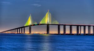 The Tallest, Most Impressive Bridge In Florida Can Be Found In The Community Of Terra Ceia