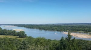 The Tree Top Views From Eugene T. Mahoney State Park In Nebraska Are One Of A Kind