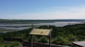 The River Bluff Views From The Niobrara Loop Trail In Nebraska Are One Of A Kind