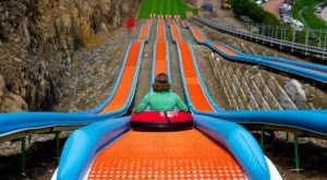 The New 450-Foot-Long Tubing Hill At Rushmore Tramway Adventures In South Dakota Will Have You Counting Down The Days Until Summer