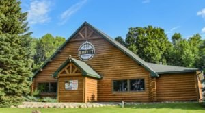 Steps Away From Minnesota's Sakatah State Trail, The Knotty Bar And Grill Is A Woodsy Oasis With Amazing Food