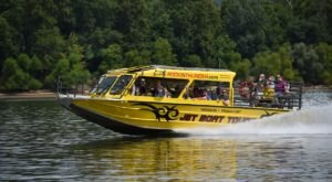 Take A 155-Mile Epic Boat Journey With Rockin Thunder River Tours In Indiana