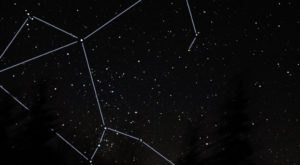 Stargaze For The Constellation Orion Before It Disappears From The Indiana Horizon