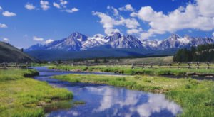 The Recent Earthquake Has Permanently Changed Idaho's Iconic Sawtooth Mountain Range