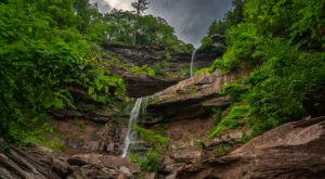 Virtually Explore The Tallest Waterfall In New York State, Kaaterskill Falls