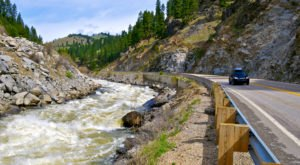 Wildlife Canyon Scenic Byway Is A Back Road You Didn't Know Existed But Is Perfect For A Scenic Drive In Idaho