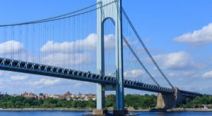 The Tallest, Most Impressive Bridge In New York Can Be Found In Staten Island