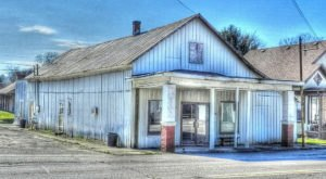 The First Cash Register Was Used At This Old, Charming Supply Store In Ohio From The 1800s
