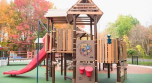 The Absolutely Ginormous Playground In Connecticut The Whole Family Will Love