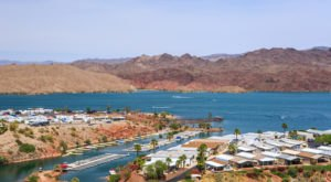 Lake Mead Is An Otherworldly Destination On The Arizona Border