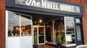 Discover Grown-Up Gourmet Grilled Cheese And Pair It With Craft Beer At The Wheel Barrel In Kansas