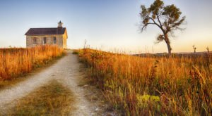9 Staggeringly Beautiful Places In Kansas That Will Always Be Waiting For You