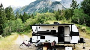 You Don't Need An RV – Utah Camping Company Will Bring One Right To Your Campsite