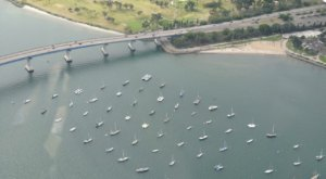 Make Your Way To Coronado If You Want To Drive Across The Longest Bridge In Southern California