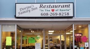Tiny But Mighty, Dorine's Family Inn In Wisconsin Has Some Unbelievable Dishes