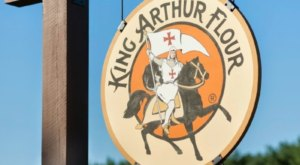 For Savory Baked Goods And Exquisite Baking Classes, Visit The King Arthur Flour Campus In Vermont