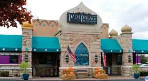 Palm Palace Restaurant Has Been Handing Out Free Meals To Local Kids In Their Neighborhood Near Detroit