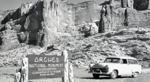 These 15 Photos Show Utah's National Parks Back In The Good Old Days