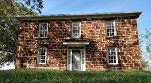 Drive Down This Little-Traveled Back Road To Discover A Historic Underground Railroad Stop In Iowa
