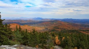 Maine's Mount Zircon Is One Of The Best Hiking Summits for Viewing Multiple States