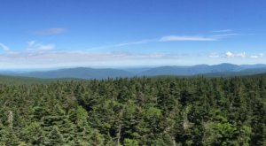 The Green Mountain National Forest In Vermont Is A Big Secluded Treasure