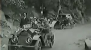 This Rare Footage From 1915 Shows What Driving Along Route 50 In Northern California Was Like Back Then