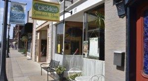 No One Makes A Sandwich Like Mz. Pickles, A One-Of-A-Kind Ohio Eatery