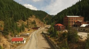 This Eerie And Fantastic Footage Takes You Inside Idaho's Abandoned Burke Ghost Town