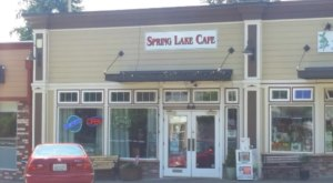 Spring Lake Cafe In Washington Serves The Homemade Comfort Food We're All Craving