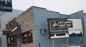 Enjoy A Tasty Homemade Pie From J.O.'s Lounge & Kay's Kafe, An Iowa Landmark For 30 Years