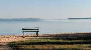 Enjoy Picture-Perfect Scenery At Gens Park, A Bayside Gem In Michigan
