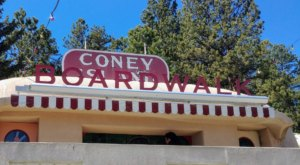 Open Since 1966, Coney Island Boardwalk Has Been Serving Hot Dogs In Colorado Longer Than Any Other Restaurant
