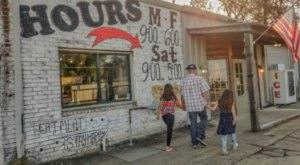 Over 100 Specialty Cajun Delicacies Await You At Bergeron's Boudin & Cajun Meats In Louisiana