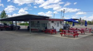 The Drive-In Ice Cream Shop In Montana That Will Satisfy Your Sweet Tooth All Summer Long