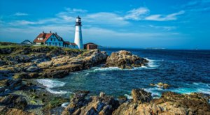 The Most-Photographed Lighthouse In The Country Is Right Here On The Maine Coast