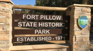 Historic Fort Pillow State Park In Tennessee Is The Perfect Day Trip For Nature Lovers And History Buffs