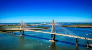 The Longest, Most Impressive Bridge In South Carolina Can Be Found In The Lowcountry