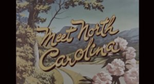 Rare Vintage Footage From The 1950s Shows You Every Part Of North Carolina, From The Mountains To The Sea