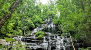 True Or Not, The Eerie Legend Behind Issaqueena Falls At South Carolina's Tunnel Park Is Fascinating
