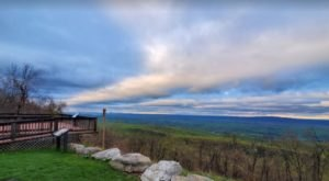 West Virginia's Cacapon Mountain Is One Of The Best Hiking Summits for Viewing Multiple States